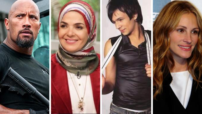 7 Surprising Celebrities Who Look Exactly Alike