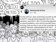 Gang Rapists of Cairo Harasser