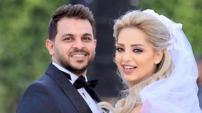 Mai Helmy and Mohamed Rashad