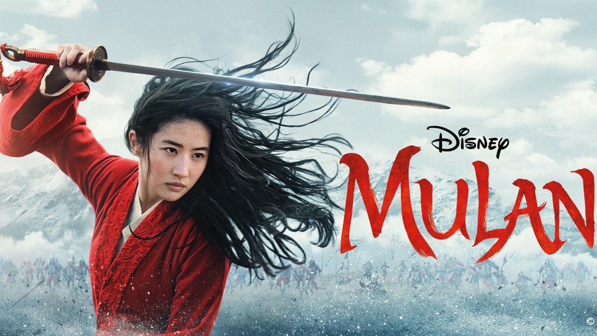 poster película Mulán