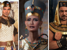 9 Egyptian Actors Who Can Actually Play Pharaohs