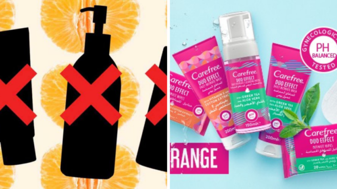 Don't Be Fooled - Carefree's Intimate Wash Campaign Is A Scam