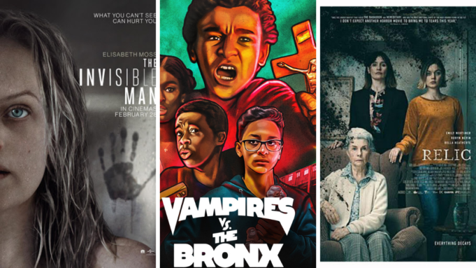 5 Must-See New Movies For Spooky Season!